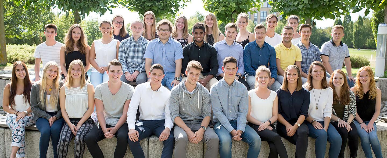 VRM Berufsausbildung: Auszubildende in Mainz; Fotograf Timo Schwarz