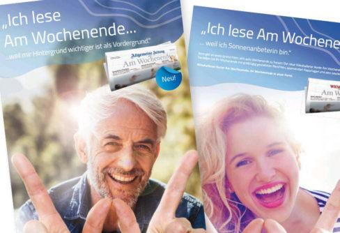 Tageszeitungen der VRM erscheinen mit neuer Wochenendausgabe