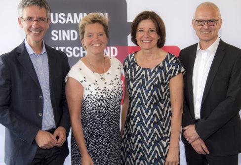 VRM ist Medienpartner beim Tag der Deutschen Einheit in Mainz