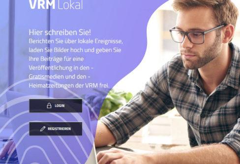 VRM-lokal.de ist neuer Einstiegspunkt für Leserreporter
