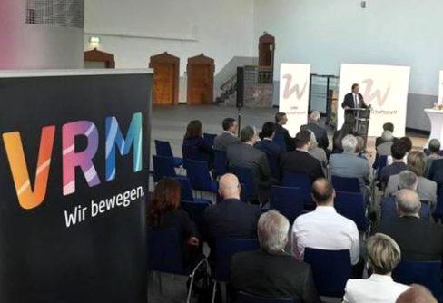 Premiere: Erster VRM-Wirtschaftstreff startet mit großer Resonanz