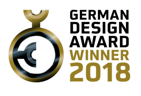 VRM gewinnt German Design Award