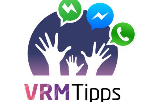 VRM Tipps: Neuer Messenger-Kanal mit Tipps aus der Region