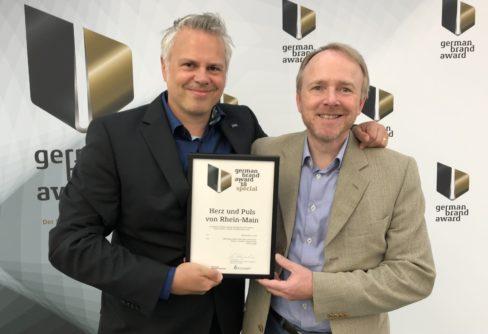 VRM-Film mit German Brand Award ausgezeichnet