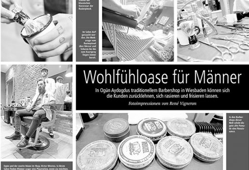 Vier Newspaper-Awards für VRM-Titel