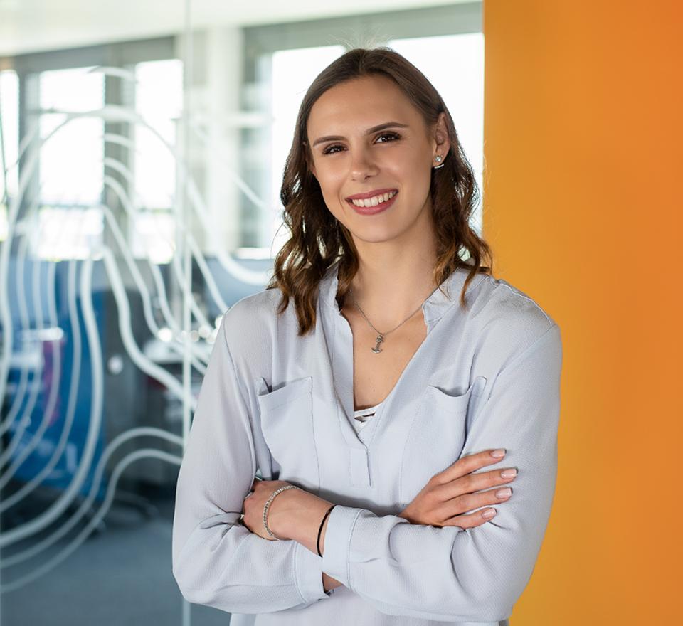 VRM Berufsausbildung Medienkauffrau / Medienkaufmann; Fotograf Mona Strieder