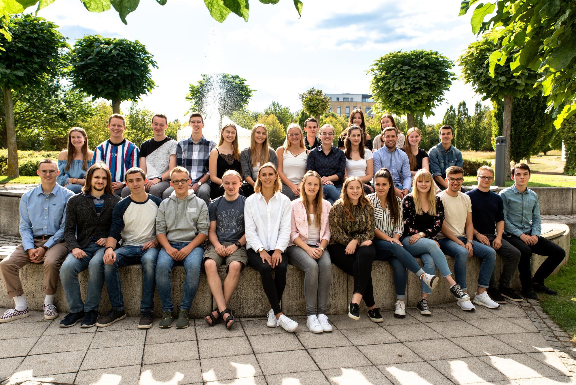 VRM Berufsausbildung: Auszubildende in Mainz; Fotograf Gregor Lieber
