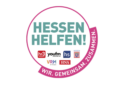 VRM unterstützt die Initiative hessen-helfen.de