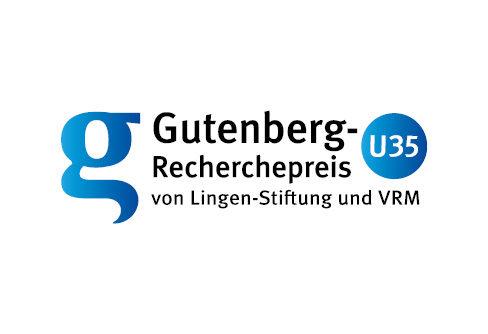 VRM und Lingen-Stiftung zeichnen drei junge Journalist*innen mit dem Gutenberg-Recherchepreis U35 für exzellenten Journalismus aus